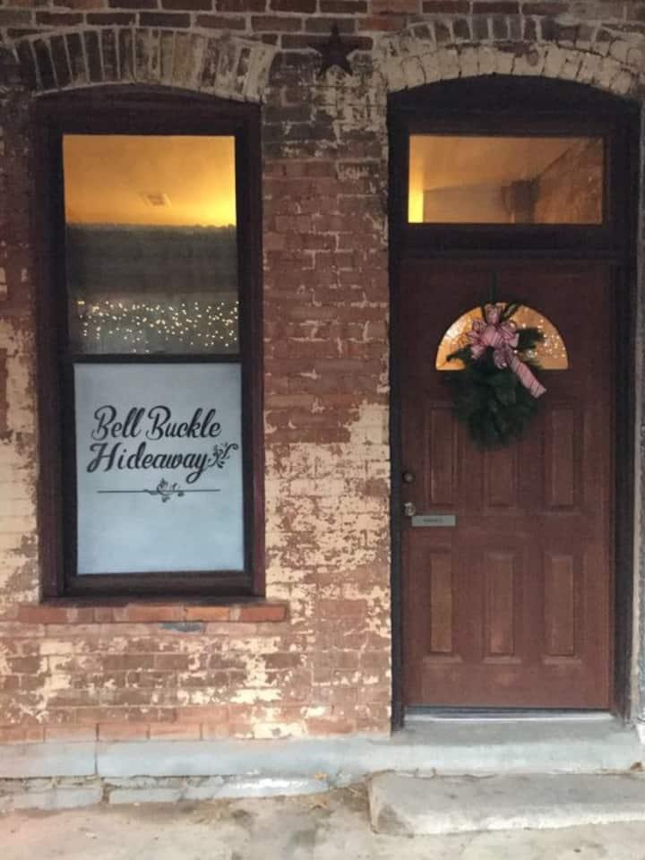 Bell Buckle Hideaway - Downtown Bell Buckle, TN
