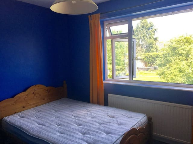 Double room in large home near town center