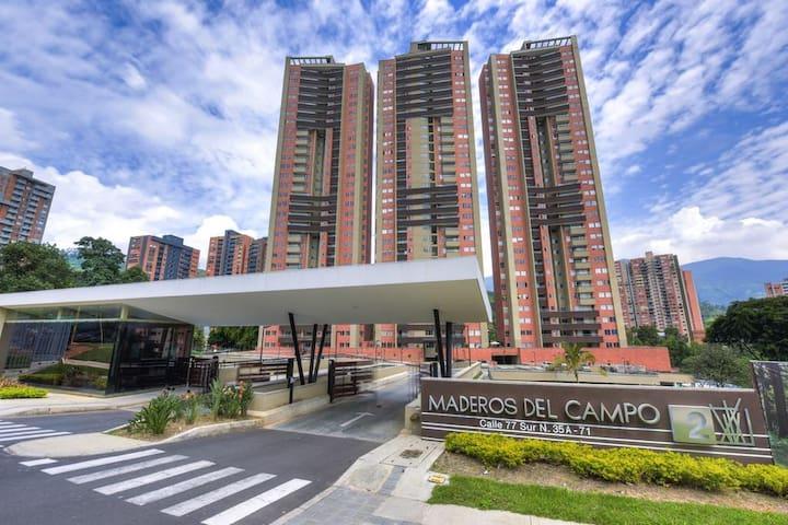 Brand New Modern Style Apartment