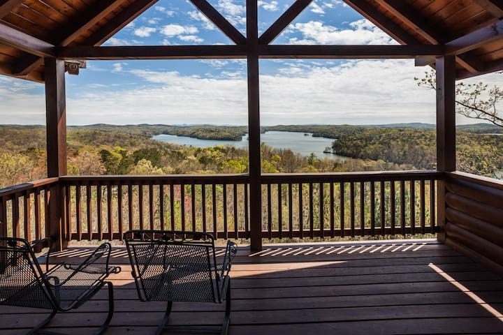 Home Run View -  Sleeps 12 - Ellijay