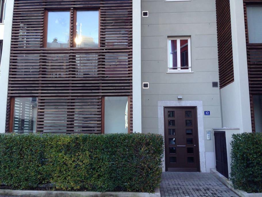 Casa mauroner loft in affitto a trieste friuli venezia for Piccolo loft a casa