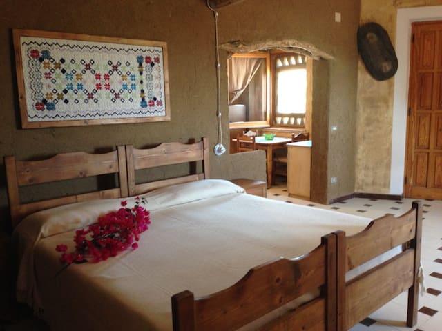 Antico Casale Borgo Autentico (Vento di Maestrale) - San Giovanni Suergiu - House