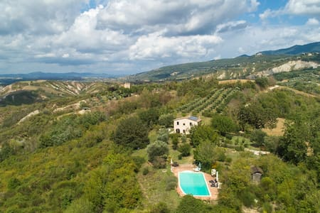 Exclusive 10 Acre Estate w/ Pool & Olive Grove!