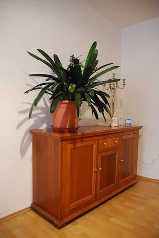 Schöne Wohnung: NewYork & Amsterdam - Weinheim - Dům