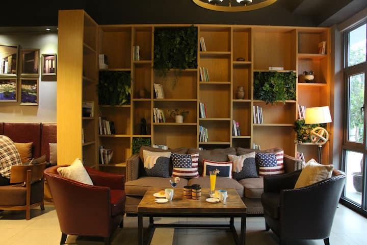 桂林福特酒店尊富五居观景别墅五房三厅