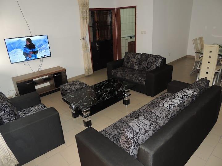Appartement a louer, a Douala ( Logpom )