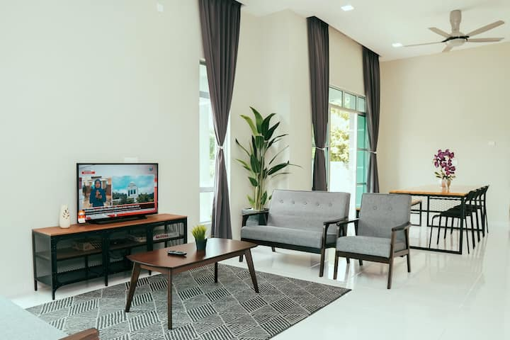 FREE WIFI Homestay Kuala Terengganu ATAS TOL
