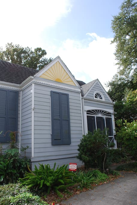 The Clock House Houses For Rent In Metairie Louisiana United States