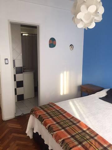 Departamento luminoso y amplio en Belgrano - Буэнос-Айрес - Квартира