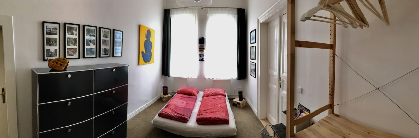 Stylish room, with private, en-suite bath/toilet
