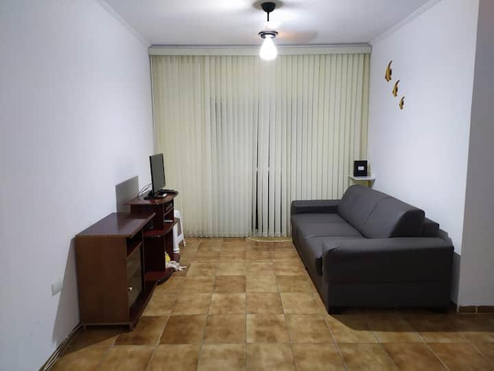 Seu melhor apartamento na praia de Mongaguá.