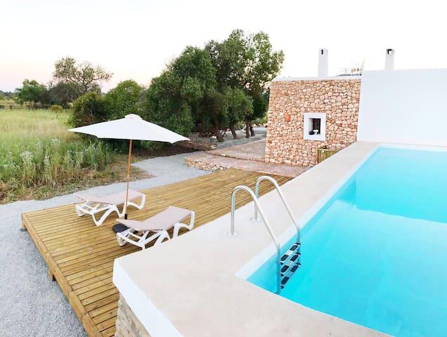 Casa Nueva Ibicenca en Sta Eulalia! - Illes Balears - Casa
