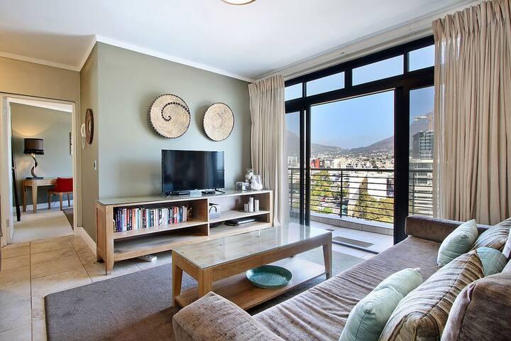 Table Mountain De Waterkant apartment Terry
