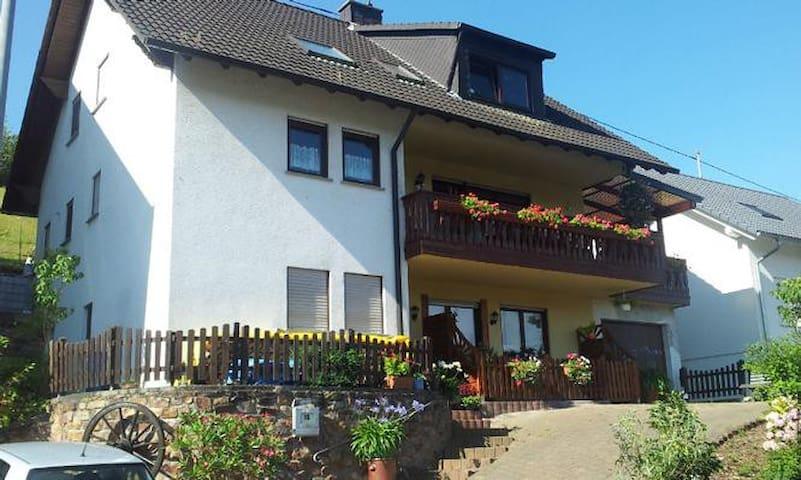 Ferienwohnung Burgenblick für 2 Personen in Oberdiebach
