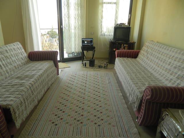 ailelere ve öğrencilere uygun kiralık eşyalı apart - Kalkan Belediyesi - Apartment