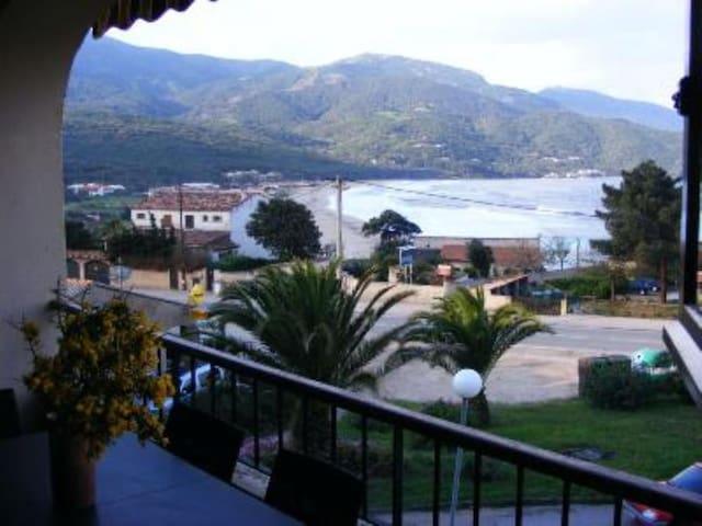 Duplex avec vue sur mer - Calcatoggio - Flat