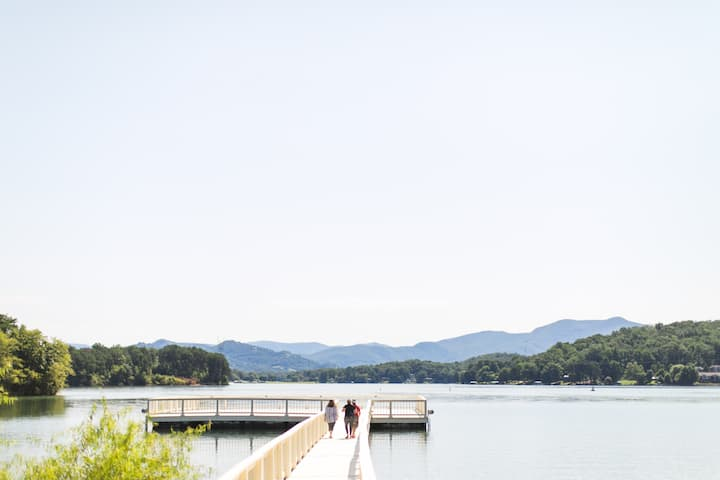 Lake Chatuge Villa at The Ridges Resort