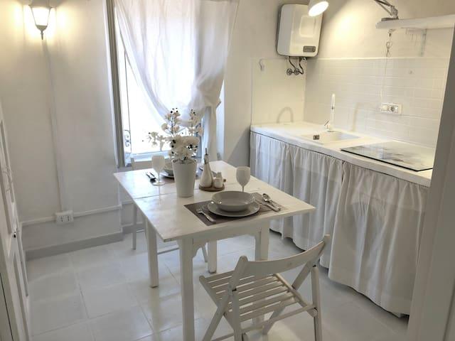 La casina bianca