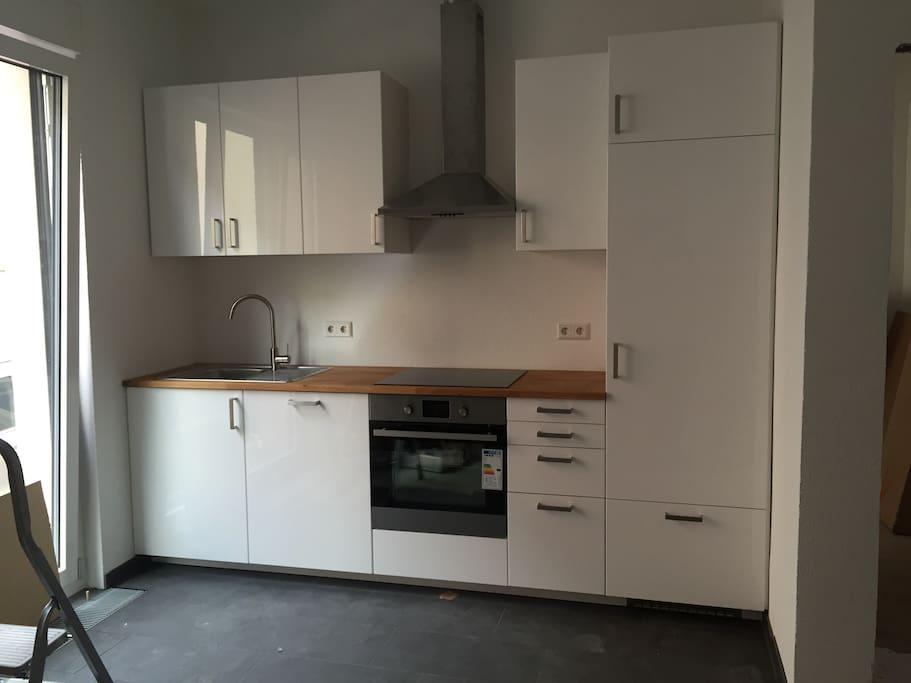So sehen die Küchen im Haus aus.