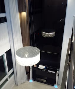 Loft (Duplex) de cinema !!
