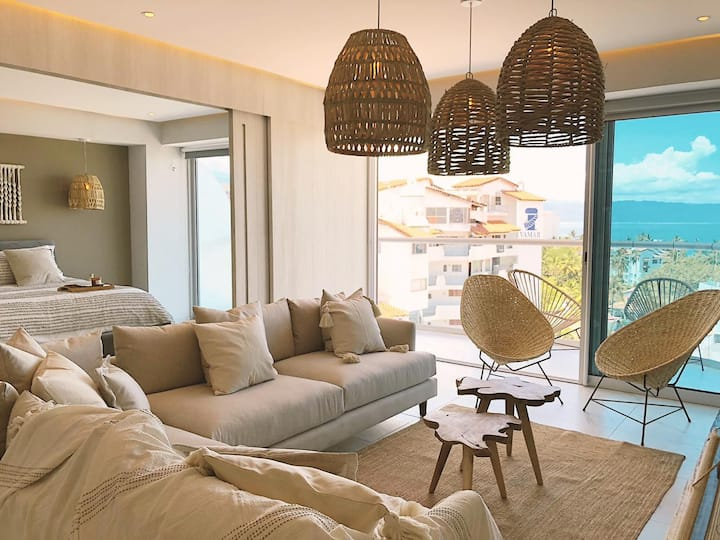 Oceanview - Modern & exclusive apartment at Marina