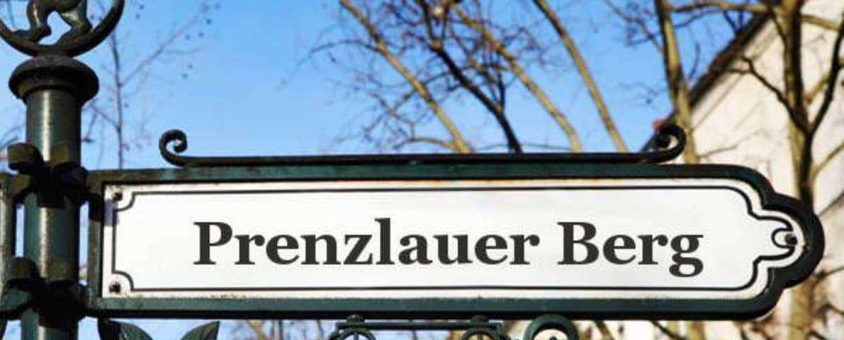 Quiet Room nearby Schönhauser Allee ->PRENZL. BERG