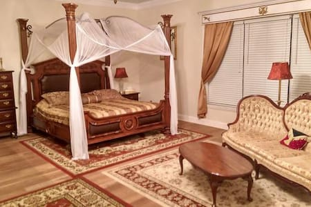 Grant Presidential Suite - Bed & Breakfast