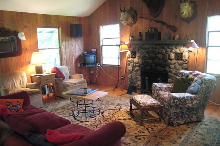 Rustic, affordable, secluded cabin - Hillsdale