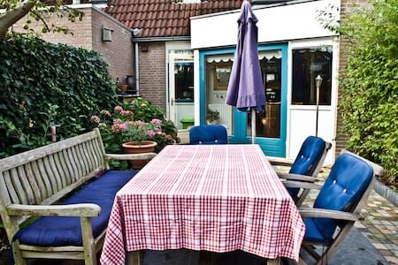 Full house + garden, close Utrecht - IJsselstein - Huis