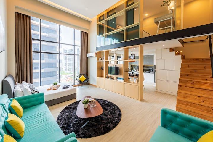 NEW Stylist Duplex Studio 1U/IKEA/KIDZANIA-6PAX