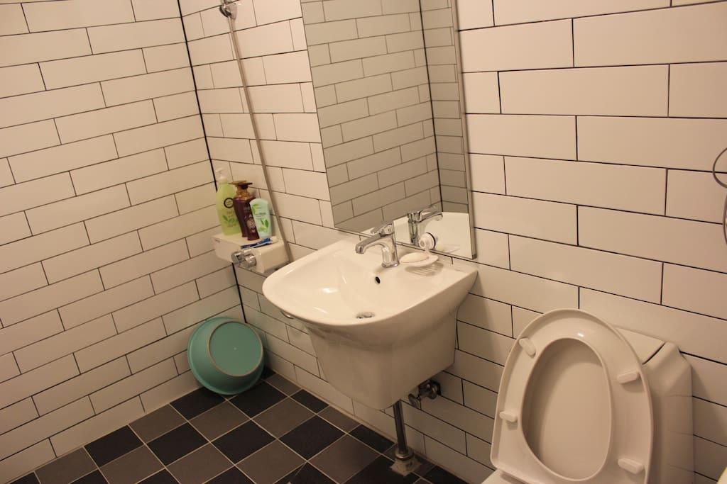 욕실과 화장실