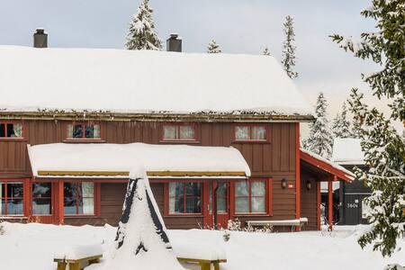 Fageråsen, Trysil - Ski inn/out - Langrenn 20meter - Trysil