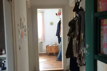 Room in charming apartment near by the Rotsee... - Apartment