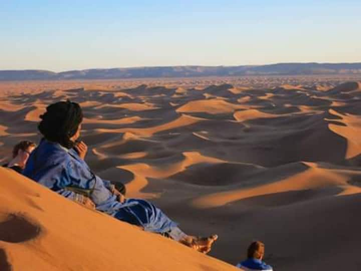 welcome if your first trip to Sahara culture