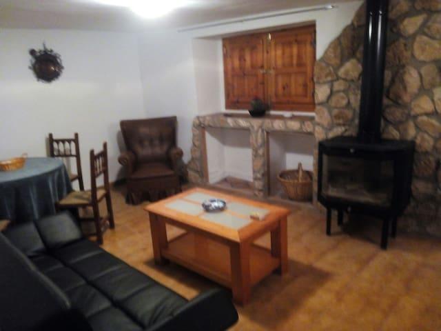 Casa rural,apartamentos,habitacione - Lanteira