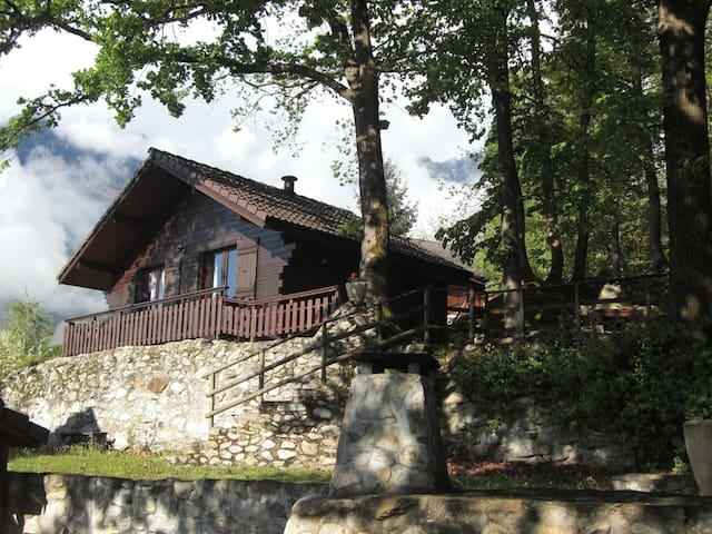 Une datcha au cœur de la Maurienne - Saint-Rémy-de-Maurienne