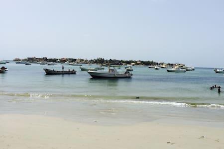 Appart sur l'île de Ngor,surf trip - Ngor  - Appartement