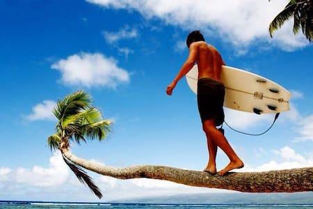 Surf Resort Qamea Island - Taveuni