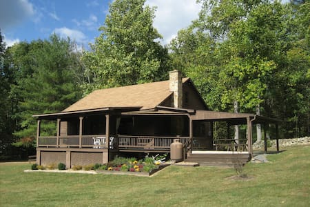 FOX DEN--Secluded Mountain Getaway - Luray