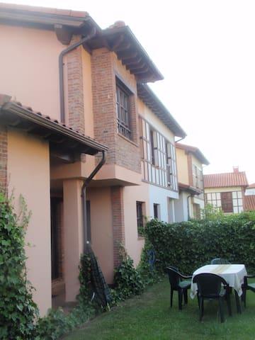 CHALET EN MIES DE ESTRADA, COMILLAS - Comillas - Dům