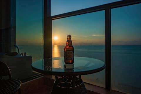 · 05 [Kaiju! Inizia un bellissimo incontro] [Camera doppia standard super confortevole vista mare al 21 ° piano] [Spero che anche tu sia qui] Tutto l'amore, vai in montagna e al mare!