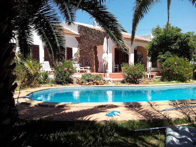 Traditional Villa with private pool