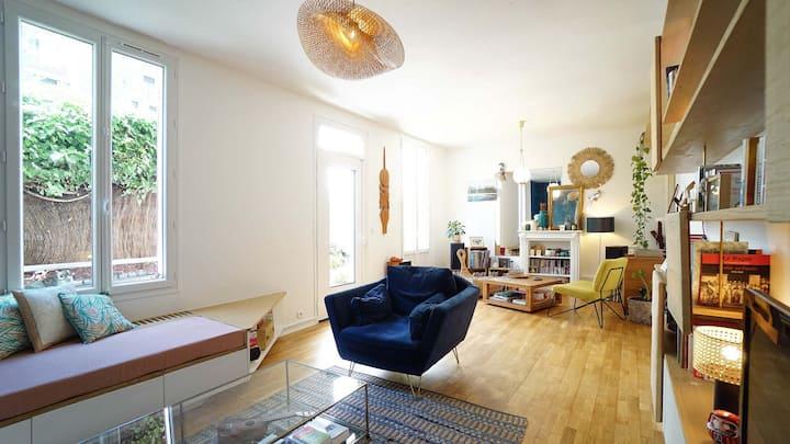Charmante maison à deux pas de Paris