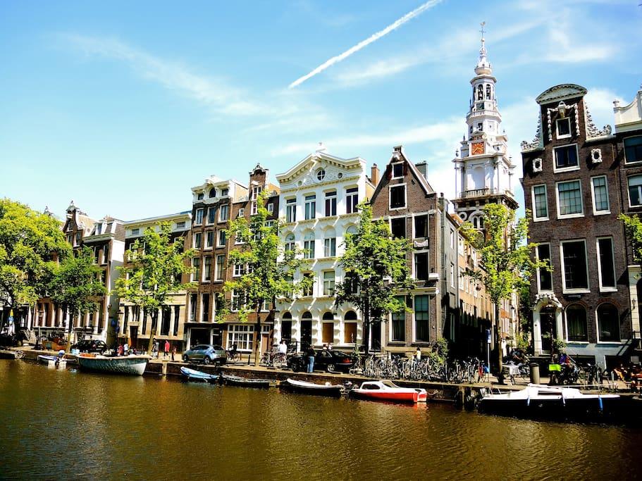 Louer Appartement Amsterdam Centre Ville