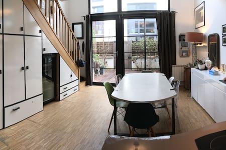 Maison atypiqueSud Paris à Gentilly - Gentilly - Ház