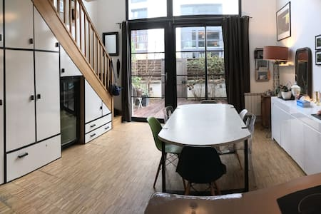 Maison atypiqueSud Paris à Gentilly - Gentilly - 独立屋