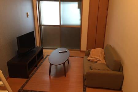 東比恵102☆福岡空港と博多駅からアクセスしやすいです - Фукуока