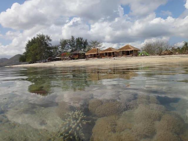 Nirvana Gili Sudak - Sekotong Barat - Bungalow