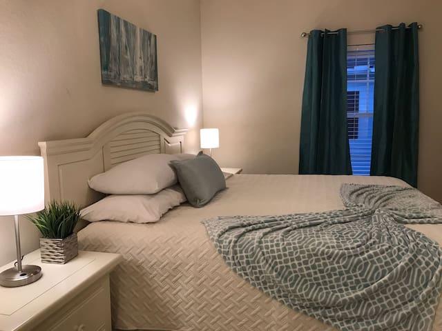 4 Bedroom/3Bathroom Lucaya Village (2-108)