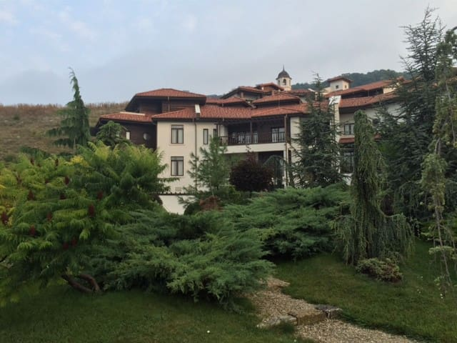 Thracian Cliffs Golf&Spa 3 BdR+ter - Kavarna, Bozhurets - Flat